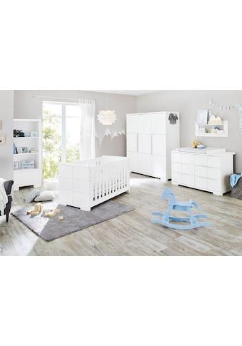 Pinolino® Babyzimmer-Komplettset »Polar«, (Set, 3 St.), extrabreit groß; mit... kaufen