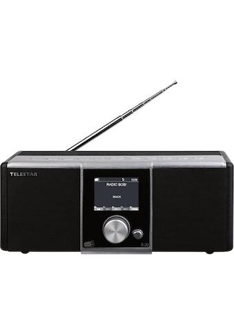 TELESTAR Digitalradio (DAB+) »S 20 Digitalradio«, ( Digitalradio (DAB+)-UKW mit... kaufen