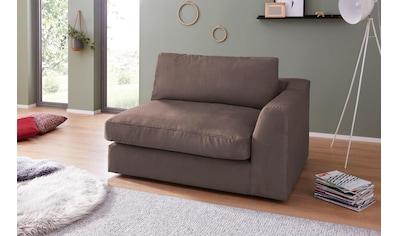 sit&more Sofa, Breite 138 cm, mit Armlehne kaufen