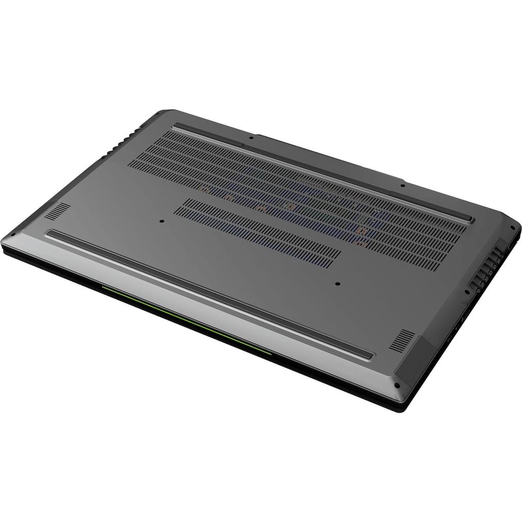 "XMG Notebook »FUSION 15-L19«, (39,62 cm/15,6 "" Intel Core i7 GeForce GTX 1660 Ti\r\n 1000 GB SSD), Kostenloses Upgrade auf Windows 11, sobald verfügbar"