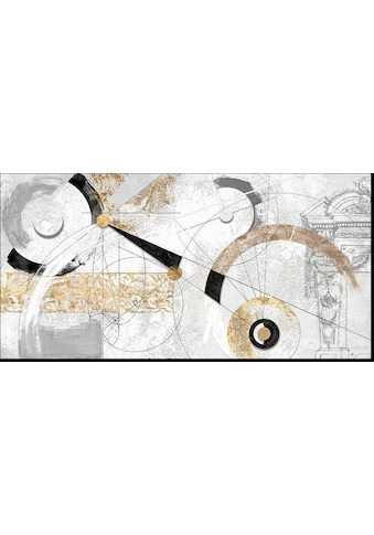 my home Bild mit Rahmen »ARTURO ARMENTI / Nero e Oro«, (1 St.) kaufen