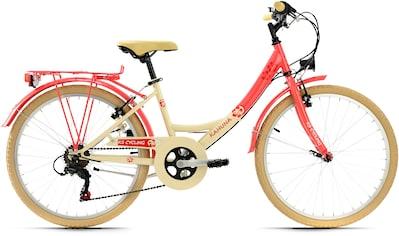 KS Cycling Jugendfahrrad »Kahuna«, 6 Gang, Shimano, Tourney Schaltwerk, Kettenschaltung kaufen