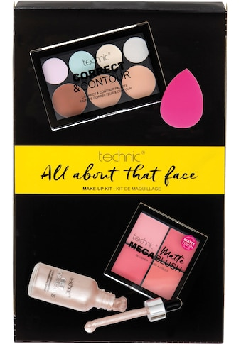 """Make - up Set """"All about that face"""", 4 - tlg. kaufen"""