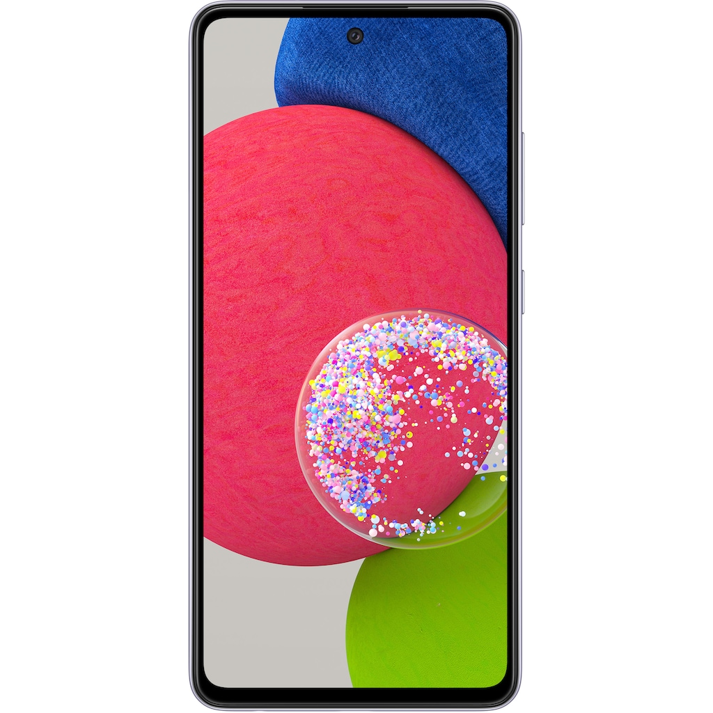 "Samsung Smartphone »Galaxy A52S«, (16,4 cm/6,5 "", 128 GB Speicherplatz, 64 MP Kamera)"