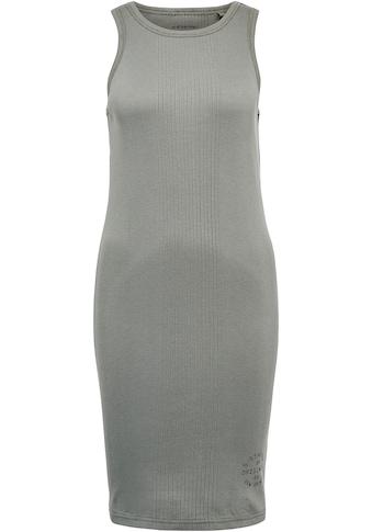 G-Star RAW Shirtkleid »Engineered rib tank top dress«, in Rippstruktur kaufen