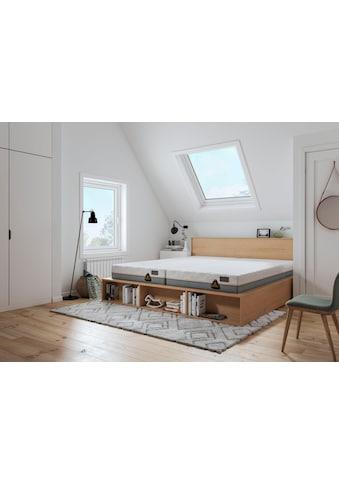 Schlaraffia Gelschaummatratze »GELTEX® Quantum Touch 180«, (1 St.), 90 Nächte Probeschlafen!* kaufen