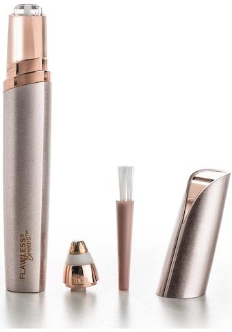 Genius Elektrogesichtshaarentferner »Flawless Brows«, Trimmer für die Augenbrauen kaufen