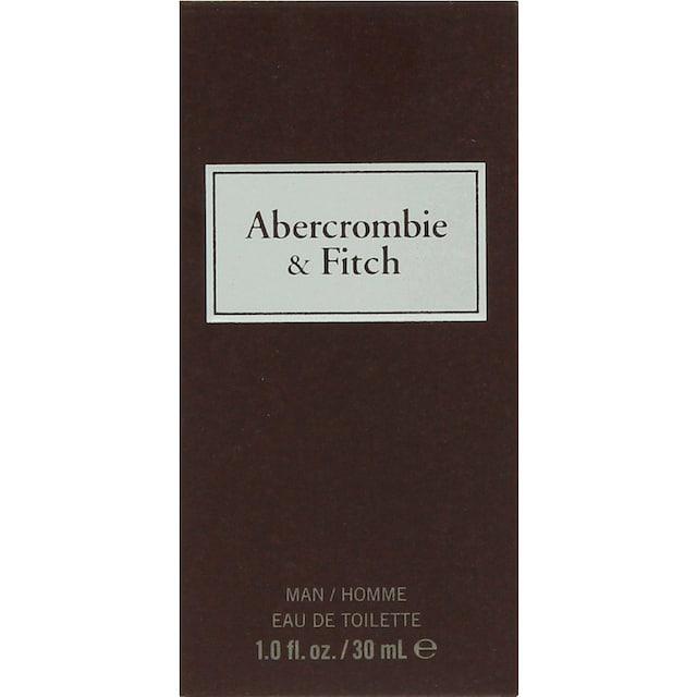 """Abercrombie & Fitch Eau de Toilette """"First Instinct Man"""""""