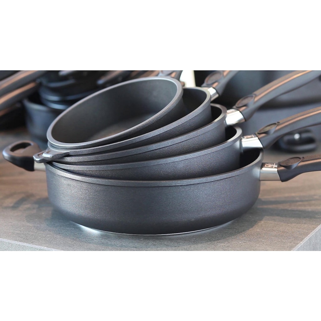 SKK Schmorpfanne »Serie 9«, Aluminiumguss, (1 tlg.), Made in Germany