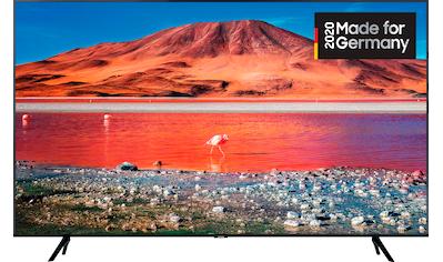 Samsung GU50TU7079 LED - Fernseher (125 cm / (50 Zoll), 4K Ultra HD, Smart - TV kaufen