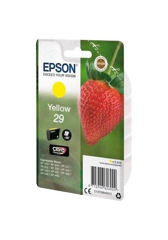 Epson »T2984 (29) gelb« Tintenpatrone (1 - tlg.) kaufen