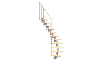 Dolle Mittelholmtreppe »Dublin«, Birke, versch. Ausführungen kaufen