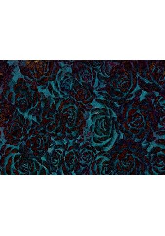 Consalnet Vliestapete »Muster mit Rosen«, floral kaufen