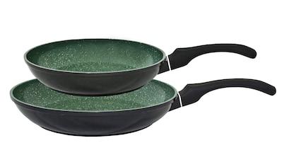 Kopf Pfannen-Set »Emerald«, Aluminiumguss, aus Aluguss, Induktion kaufen