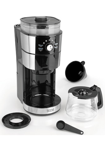 BEEM Kaffeemaschine mit Mahlwerk Fresh - Aroma - Intense  -  Glas, Papierfilter 1x4 kaufen