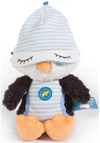 Nici Kuscheltier »Schlafmützen by aprilkind, Schlafmützen Pinguin, 22 cm« kaufen