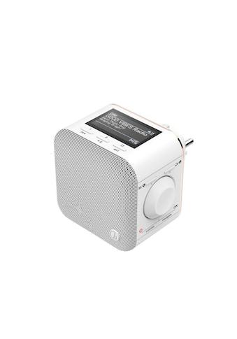 Hama Steckdosenradio, DAB Radio f. Steckdose, Bluetooth/FM kaufen