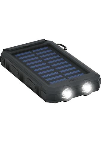 Goobay Outdoor Powerbank Solar »Zusatzakku 8.0 (8000 mAh)« kaufen