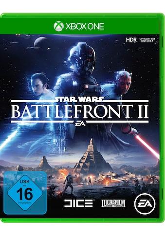 Electronic Arts Spiel »Star Wars Battlefront 2«, Xbox One, Software Pyramide kaufen