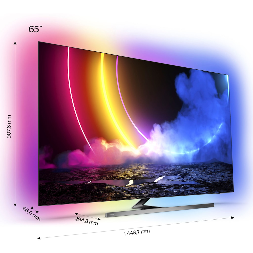 """Philips OLED-Fernseher »65OLED856/12«, 164 cm/65 """", 4K Ultra HD, Android TV-Smart-TV"""