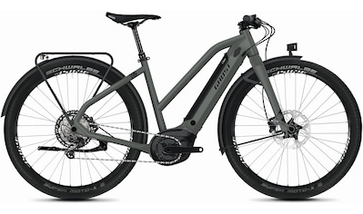 Ghost E-Bike »Hybride Square Travel B4.7+ AL W«, Shimano, XT RD-M8100 12-S kaufen