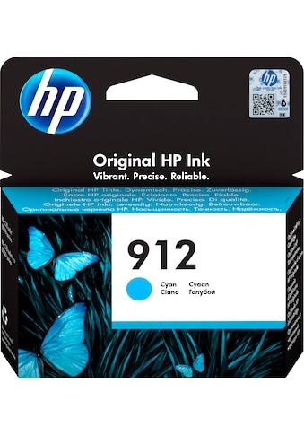 HP Tintenpatrone »hp 912 Original Cyan«, (1 St.) kaufen