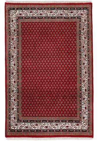 Woven Arts Orientteppich »Orientteppich Mir«, rechteckig, 15 mm Höhe, handgeknüpft,... kaufen