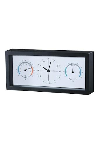 Hama Thermometer Hygrometer TH35 - A »Uhr - /Weckfunktion« kaufen