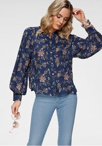 Levi's® Druckbluse »Hadley LS«, mit floralem Muster kaufen