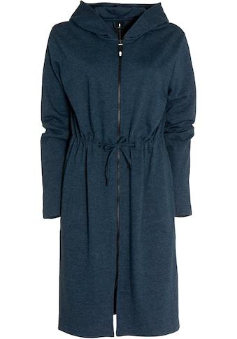 Seahorse Damenbademantel »Taylor«, mit Reißverschluss und Bindeband kaufen
