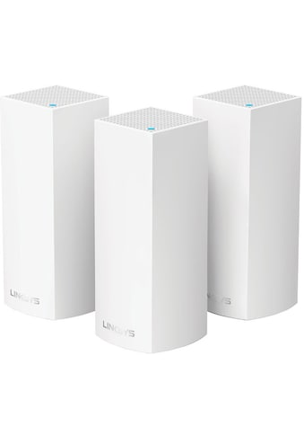 LINKSYS Repeater »Velop Whole Home Mesh WLAN - System (3er - Pack)« kaufen