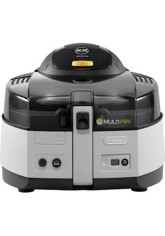 De'Longhi Heissluftfritteuse »MultiFry CLASSIC FH1163«, Multicooker mit 4-in-1 Funktion, auch zum Brotbacken, Fassungsvermögen 1,5 kg kaufen