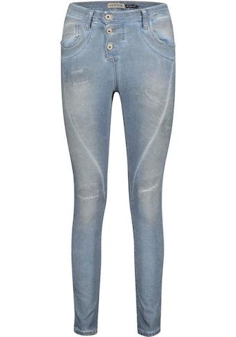Please Jeans Röhrenjeans »P78A« kaufen