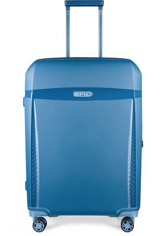 EPIC Hartschalen-Trolley »Zeleste, 66 cm«, 4 Rollen, zum Teil aus recycelten Material kaufen
