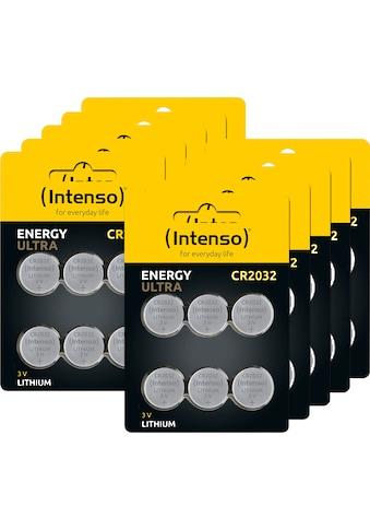 Intenso »ENERGY ULTRA CR2032« Batterie (60 Stück) kaufen