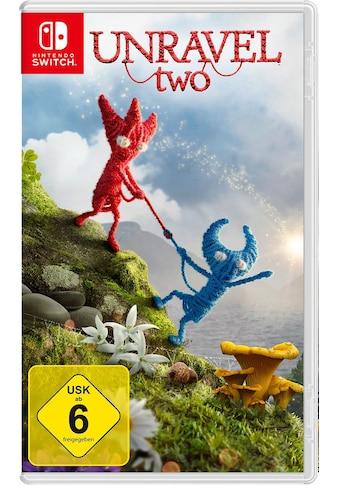 Unravel 2 Nintendo Switch kaufen