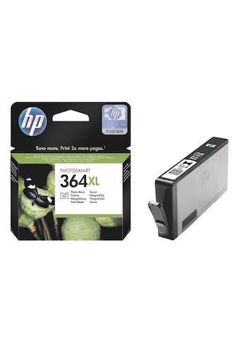 HP Tintenpatrone HP 364XL schwarz (Foto) »HP CB322EE« kaufen