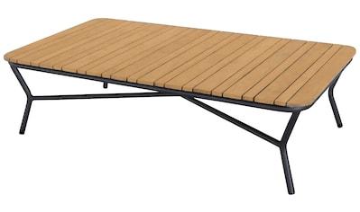 BEST Gartentisch »Mali«, Alumiunium, 140x80 cm kaufen