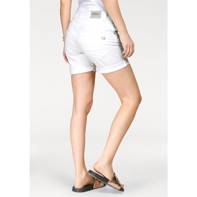 Please Jeans Jeansshorts »P88A«