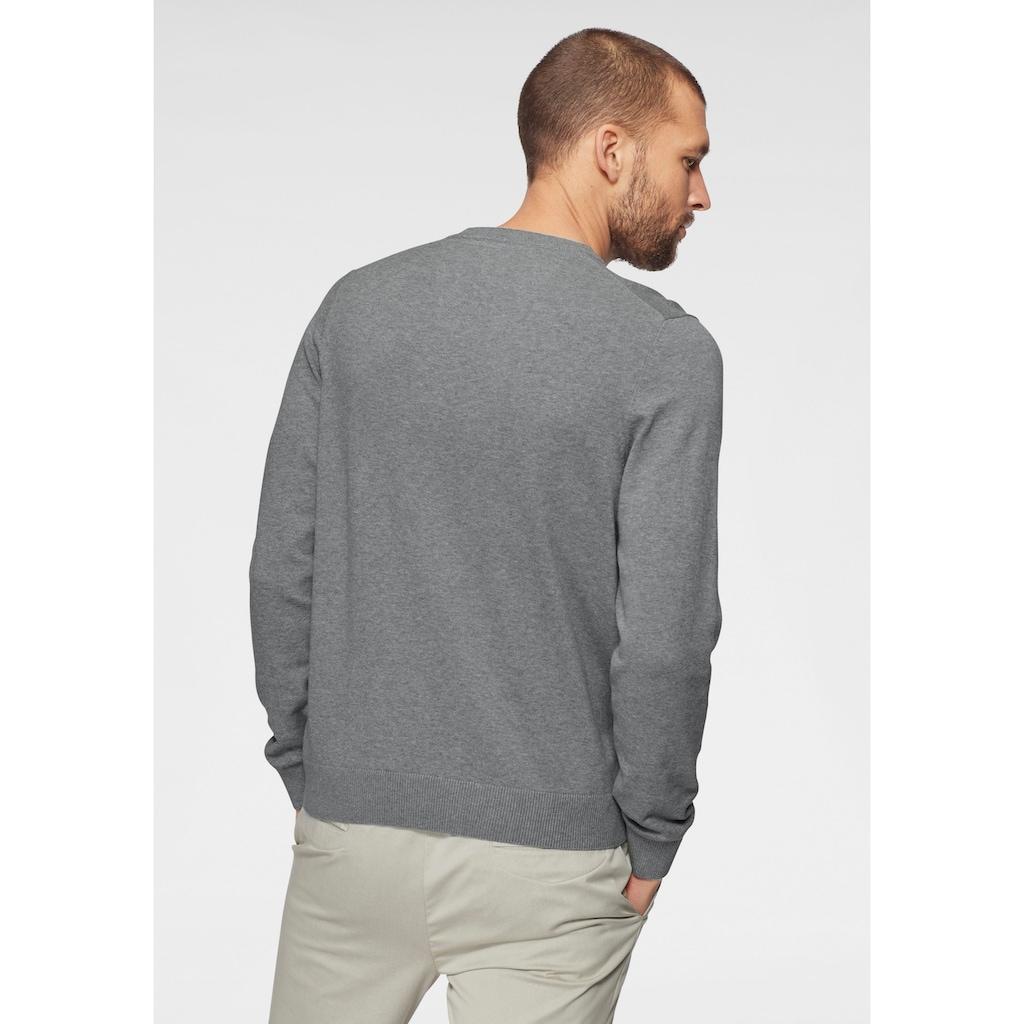 Daniel Hechter V-Ausschnitt-Pullover