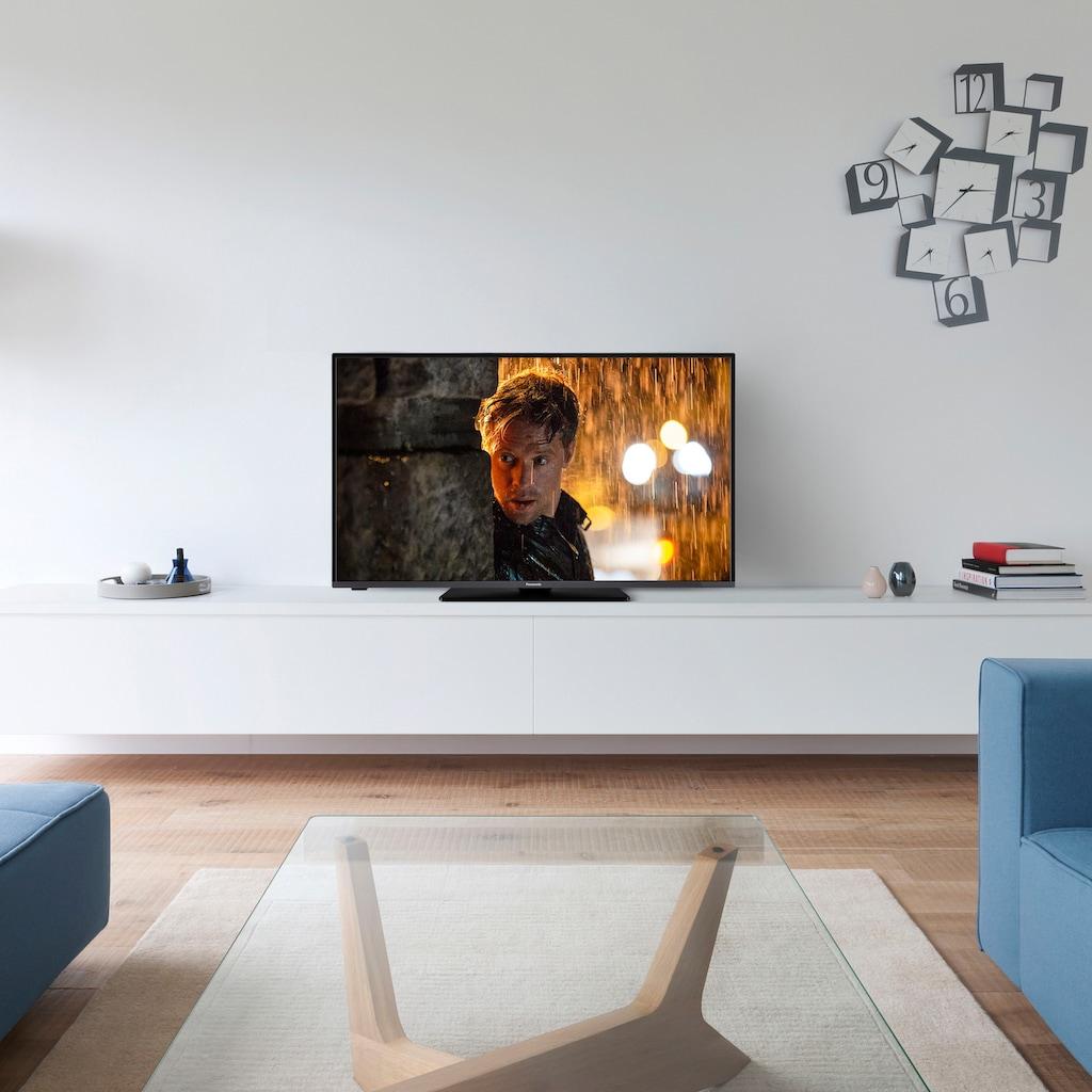 "Panasonic LCD-LED Fernseher »TX-55HXW584«, 139 cm/55 "", 4K Ultra HD, Smart-TV"