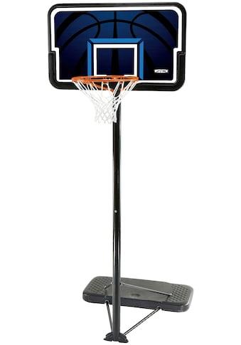50NRTH Basketballkorb »Nevada«, höhenverstellbar schwarz/blau kaufen