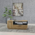 TRENDMANUFAKTUR Couchtisch »Cara«, (120 x 60 cm)