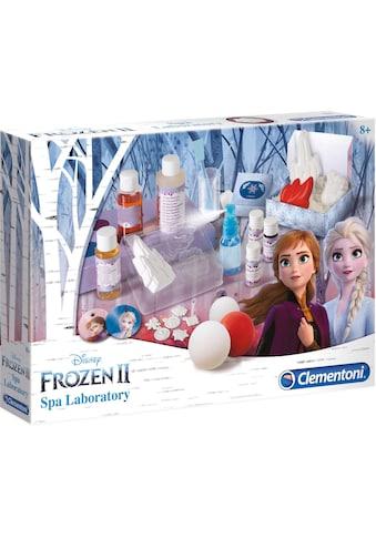 Clementoni® Kreativset »Disney Frozen 2 - Spa-Labor« kaufen