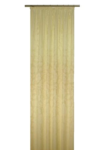 Vorhang, »Conny«, Wirth, Kräuselband 1 Stück kaufen