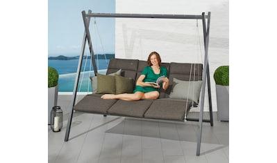 Angerer Freizeitmöbel Hollywoodschaukel »Relax«, inkl. Auflagen und Zierkissen kaufen