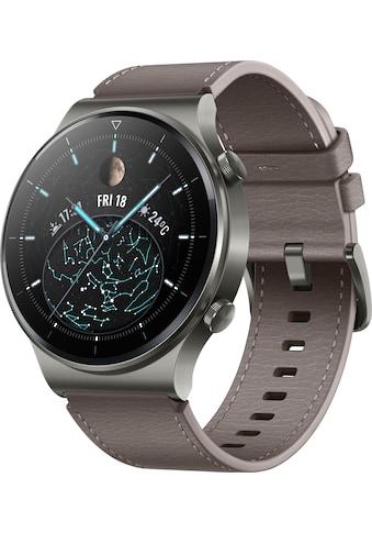 Huawei Huawei Watch GT 2 Pro Classic Smartwatch (3,53 cm / 1,39 Zoll) kaufen