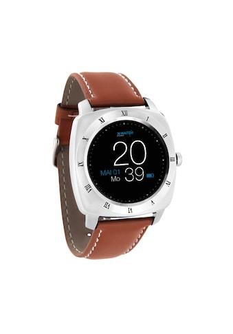 X-Watch Multifunktionale Smartwatch in klassischem Design kaufen