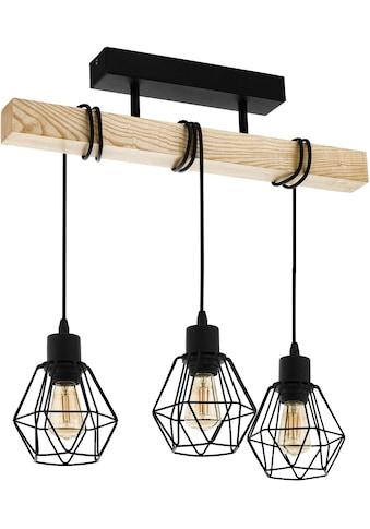EGLO Deckenleuchte »TOWNSHEND 5«, E27, Deckenlampe kaufen