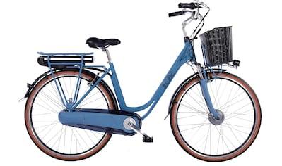 LLobe E-Bike »Blue Motion 2.0, 10,4Ah«, 7 Gang, Shimano, Frontmotor 250 W, (mit... kaufen